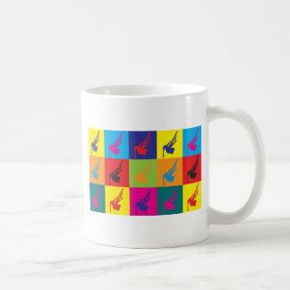 Art de bruit de cornemuses mug