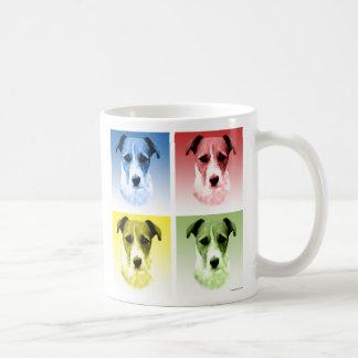 Art de bruit de Jack Russell Terrier Tasse