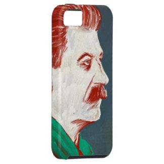 Art de bruit de Joe Stalin de pays - cas de l'iPho Coques iPhone 5 Case-Mate