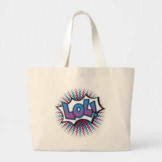 Art de bruit de LOL Grand Tote Bag