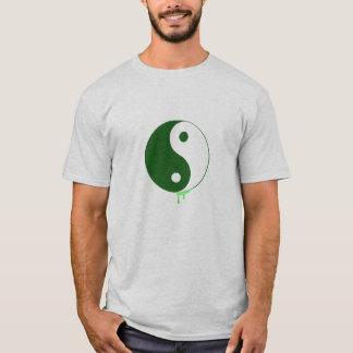 Art de bruit des hommes Yin et chemise de Yang T-shirt