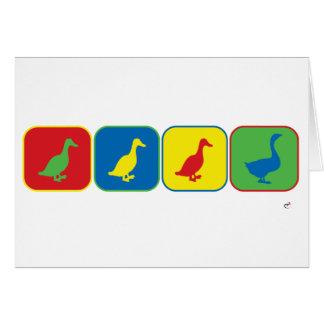 oie canard cartes invitations photocartes et faire part oie canard. Black Bedroom Furniture Sets. Home Design Ideas