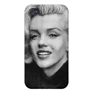 Art de bruit Marilyn iPhone 4 Case