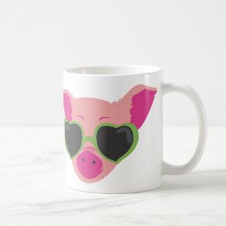 Art de bruit porcin mug