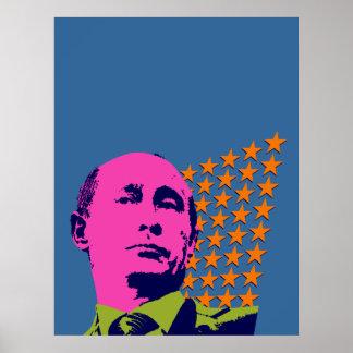 Art de bruit Poutine Poster