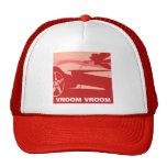 Art de bruit rouge Corvette Casquettes