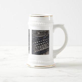Art de bruit vintage frais de conception moderne d tasse