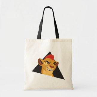 Art de caractère de la garde | Kion de lion Tote Bag