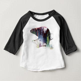 Art de castor t-shirt pour bébé