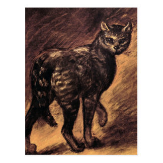 Art de chat - art vintage - Steinlen Carte Postale