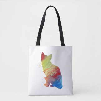 Art de chat sac