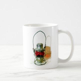 Art de chemin de fer de B&O Mug