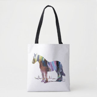Art de cheval sac