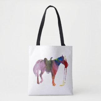 Art de cheval sac