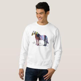 Art de cheval sweatshirt
