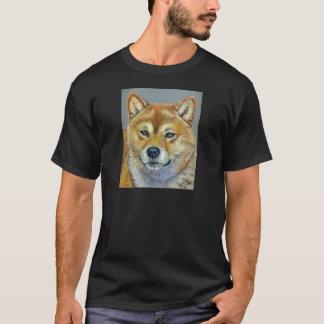 Art de chien de Shiba Inu - Suki T-shirt