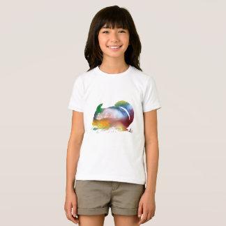 Art de chinchilla t-shirt