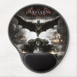 Art de clé de chevalier de Batman Arkham Tapis De Souris Gel