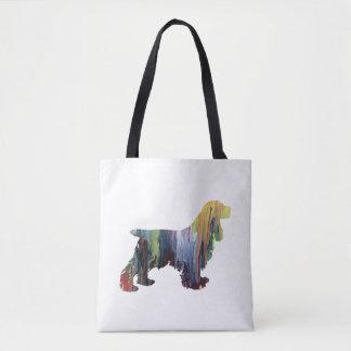 Art de cocker sac