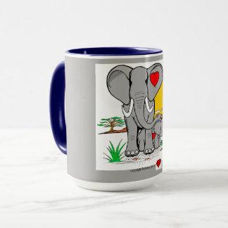 Art de coeur mugs