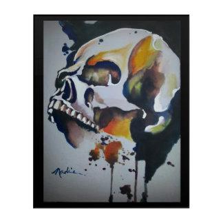 Art de crâne pour décorer votre monde