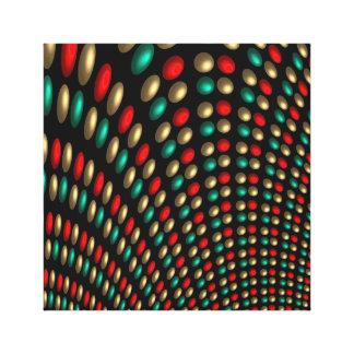 art de fractale d'abrégé sur texture de point de toiles