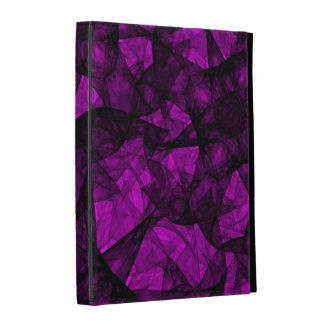 Art de fractale de folio de cas de Caseable Coques iPad