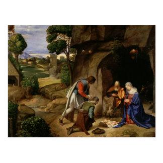 Art de Giorgione Carte Postale