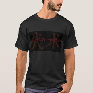 Art de Kung Fu - Wushu T-shirt