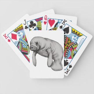 art de lamantin jeu de cartes