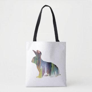 Art de lapin sac