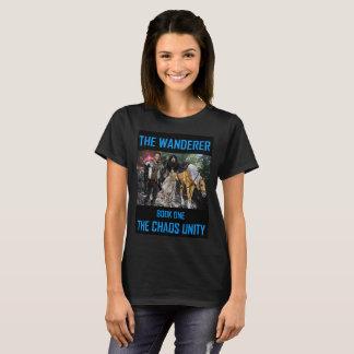 Art de livre par K.D. Kromminga--Le vagabond T-shirt