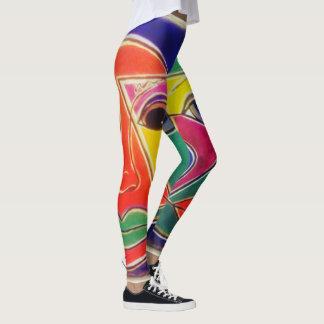 Art de LuckyPen Leggings