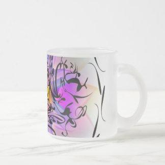 Art de mandala - mug à café