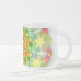Art de mandala - tasse à café