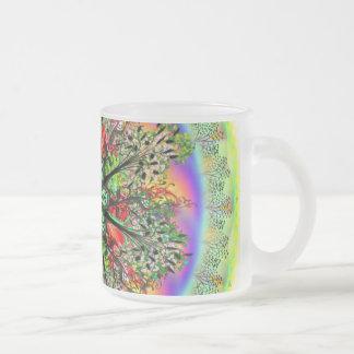 Art de mandala tasses