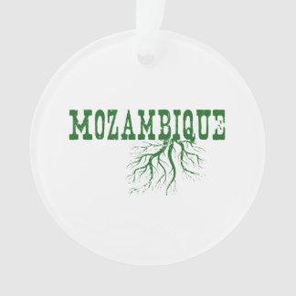 Art de mot de racines de la Mozambique