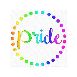 Art de mur de gay pride toile