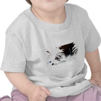 Art de nature de paume t-shirt
