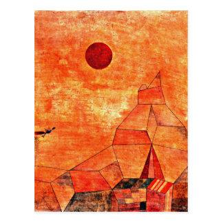 Art de Paul Klee - Marchen Carte Postale