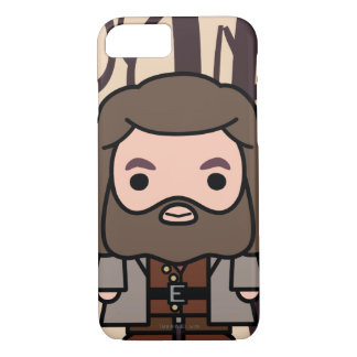 Art de personnage de dessin animé de Hagrid Coque iPhone 7