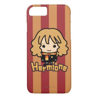 Art de personnage de dessin animé de Hermione Coque iPhone 7