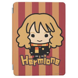 Art de personnage de dessin animé de Hermione Protection iPad Air