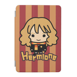 Art de personnage de dessin animé de Hermione Protection iPad Mini