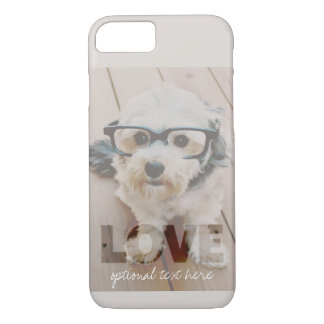 Art de photo d'Instagram de hippie - recouvrement Coque iPhone 7
