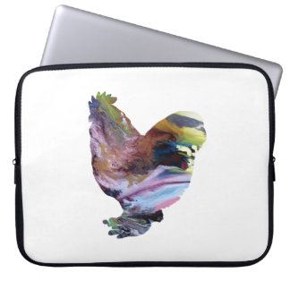 Art de poulet protection pour ordinateur portable
