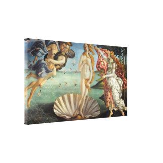 Art de Renaissance, la naissance de Vénus par Toiles
