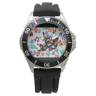 art de requin montres bracelet