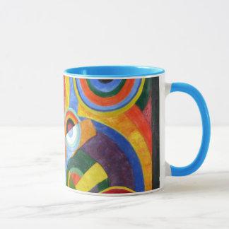 Art de Robert Delaunay : Rythme Mug