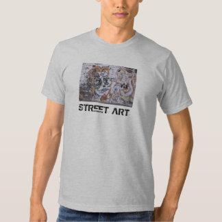 Art de rue de Las Palmas T-shirt